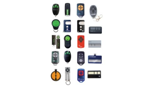 Le Doors garage door remotes